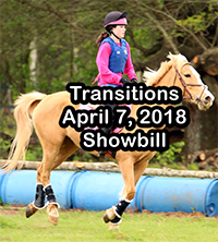 April 7, 2018 Transitions ShowBill